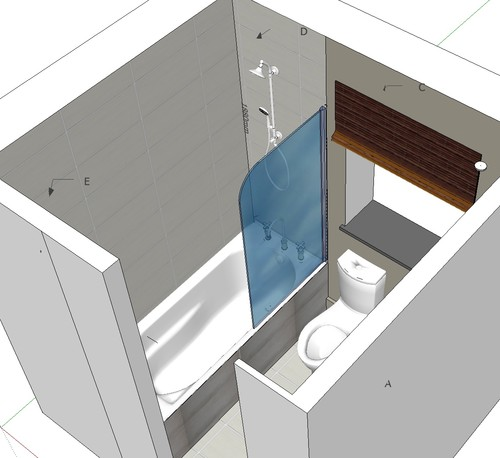 Bathroom design help please for Bathroom design help
