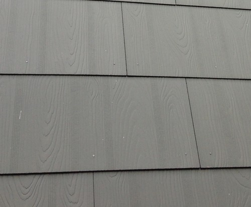 Painting Asbestos Siding With Grooves