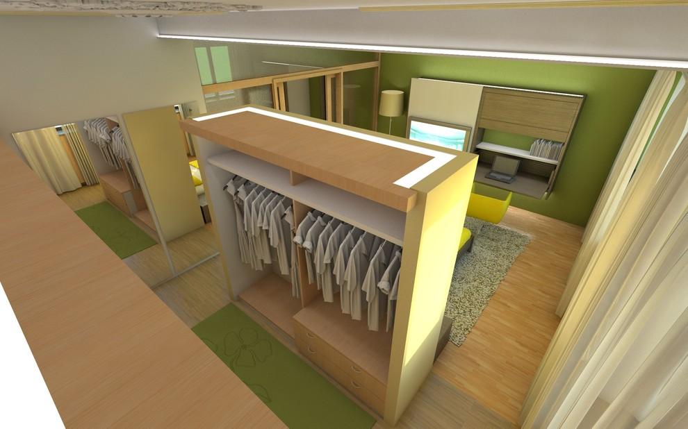 P77 interior design