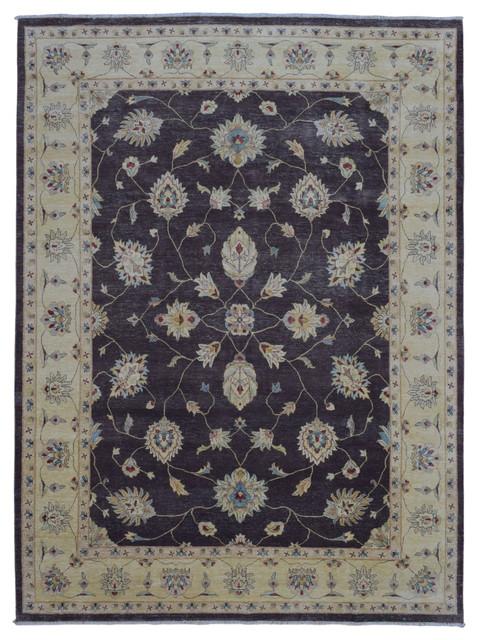 Large Very Fine Peshawar Oriental Rug 8 11x11 10
