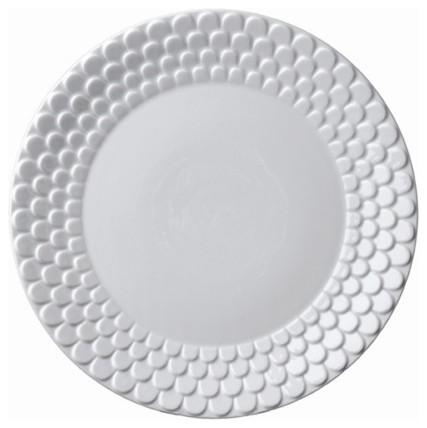 L\u0027Objet Aegean White Sculpted Dinner Plate contemporary-dinner-plates  sc 1 st  Houzz & L\u0027Objet Aegean White Sculpted Dinner Plate - Contemporary - Dinner ...