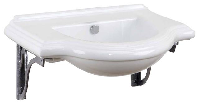 Cast Iron Bathroom Sinks classic medium wall mount bathroom sink cast iron brackets