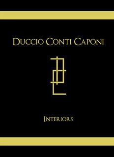 Duccioconticaponicasa Wolf Firenze It 50124