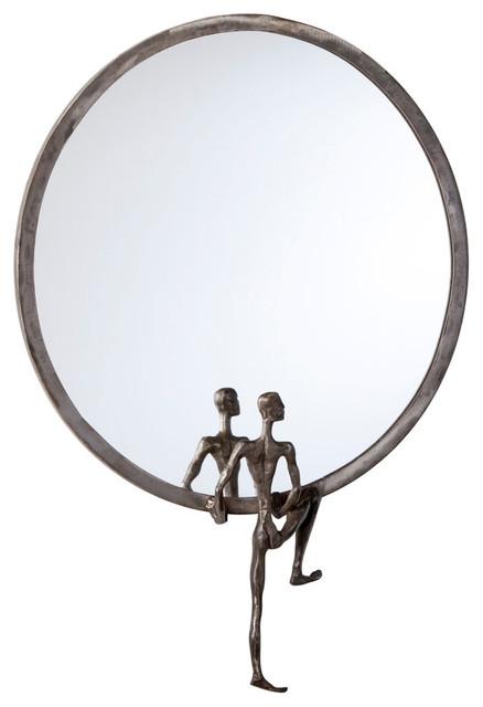 Kobe Mirror, Raw Steel, No. 1.