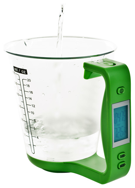 Digital Detachable Measuring Cup Scale By Chef Buddy.