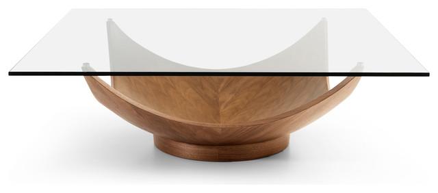 Chaco Coffee Table, Walnut.