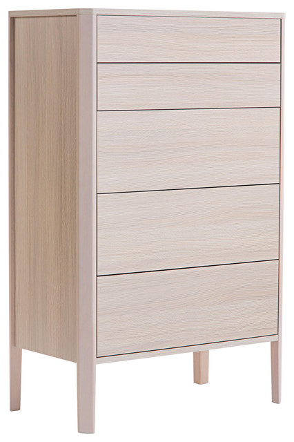 Oslo Light Wooden Chest of Drawers