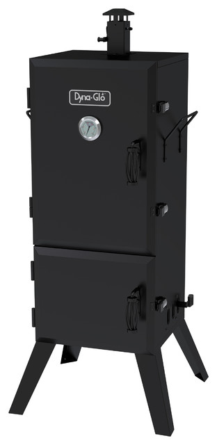 "Dyna-Glo Vertical Charcoal Smoker, 36""."