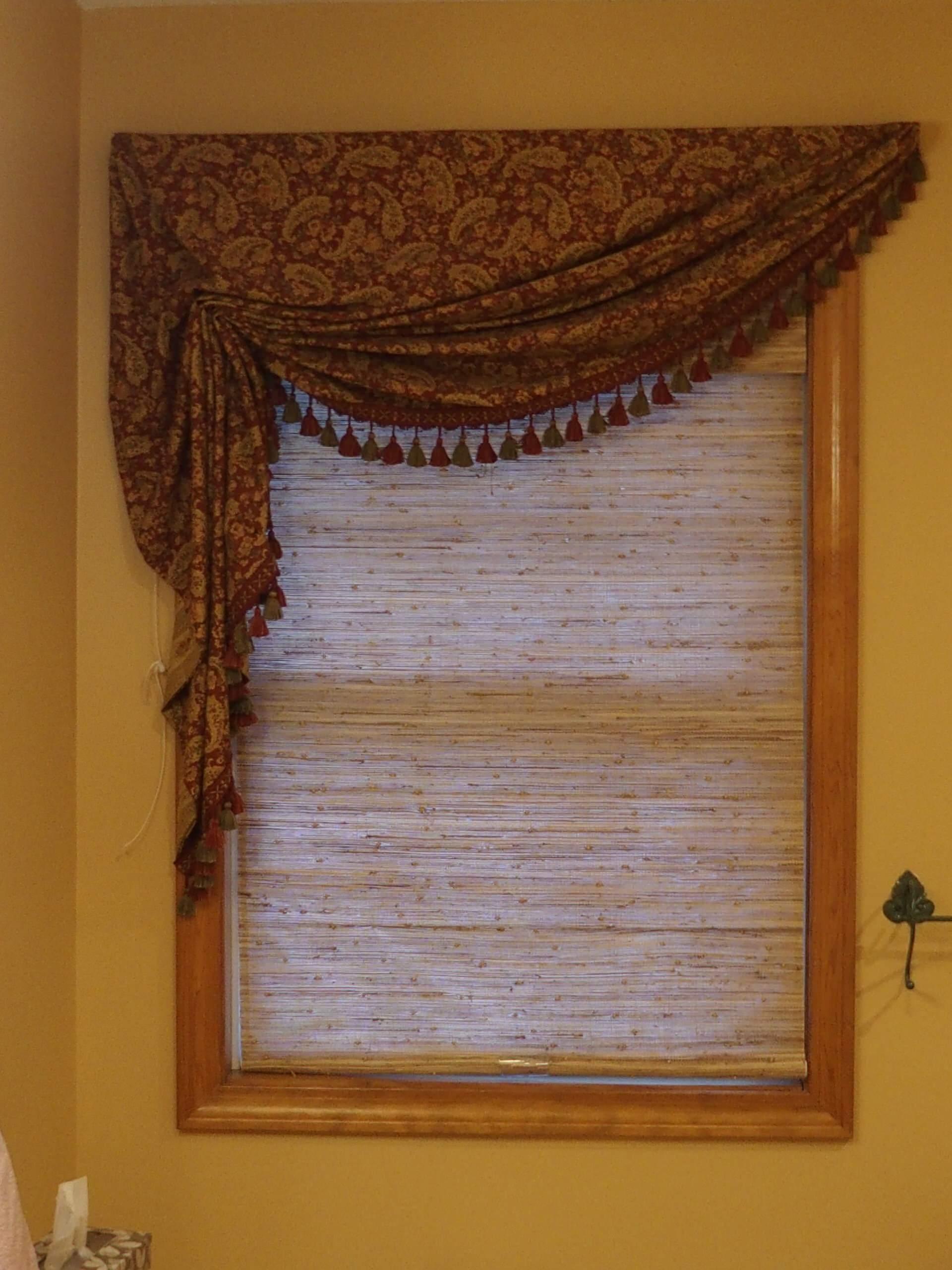 Window Treatments for Bathroom WIndows