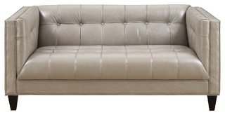 Emerald Home Nicolet Loveseat Taupe
