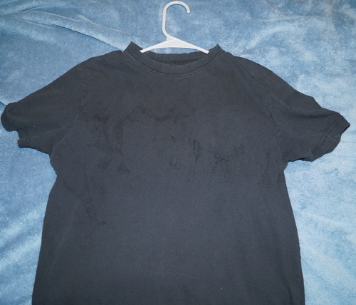 Weird stains on dark clothes after washing for Where can you get fabric