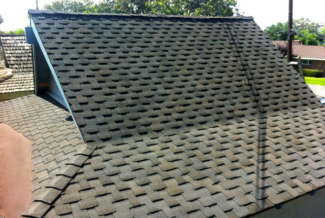 Superior GAF Grand Sequoia Composition Shingle Roofing System   Long Beach, CA Rustic