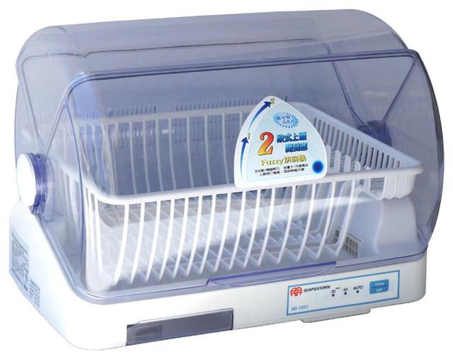 Dish Dryer, 4-Person Capacity.
