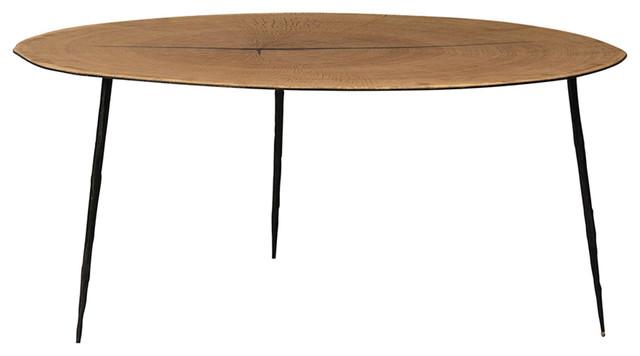 Wood Slice Coffee Table.Wood Slice Coffee Table