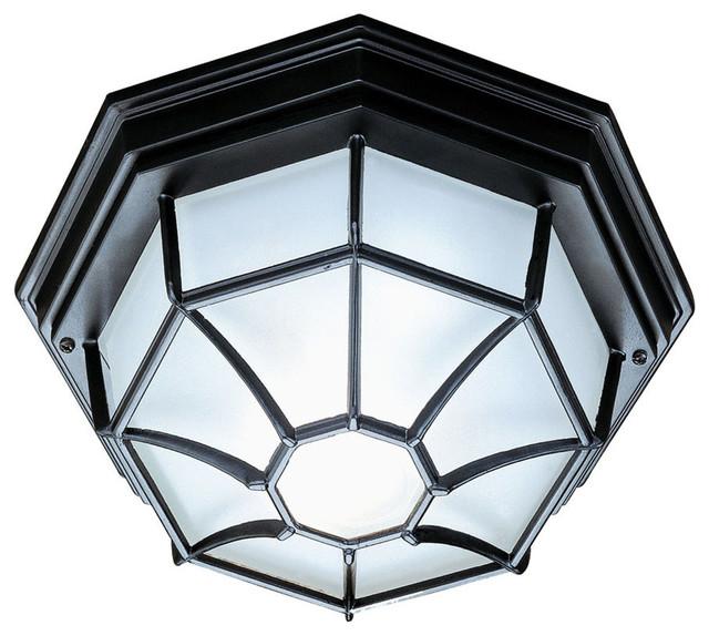 Acclaim Lighting 2002 2 Light Outdoor Flushmount Ceiling Fixture