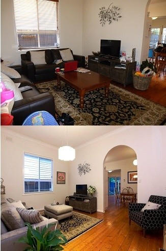 Northcote - House Before and After
