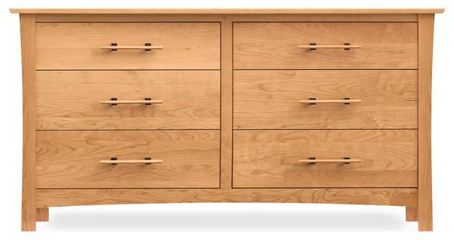 Monterey 6-Drawer Dresser.
