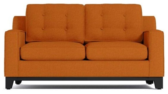 brentwood apartment size sleeper sofa midcentury