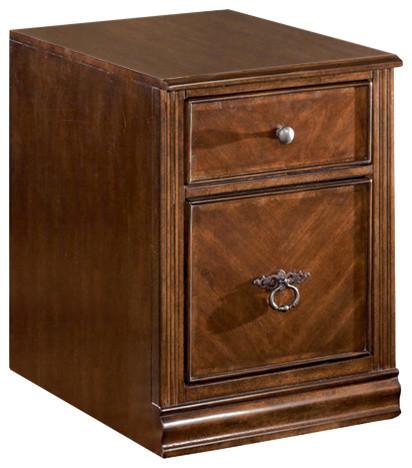 Ashley Furniture Homestore Hamlyn File Cabinet H527-12 - Filing Cabinets   Houzz