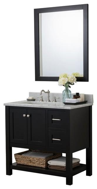Woodville 36 Single Bathroom Vanity