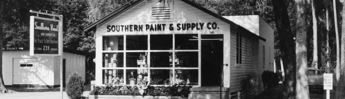 . Southern Paint   Supply Co    Daytona Beach  FL  US 32114