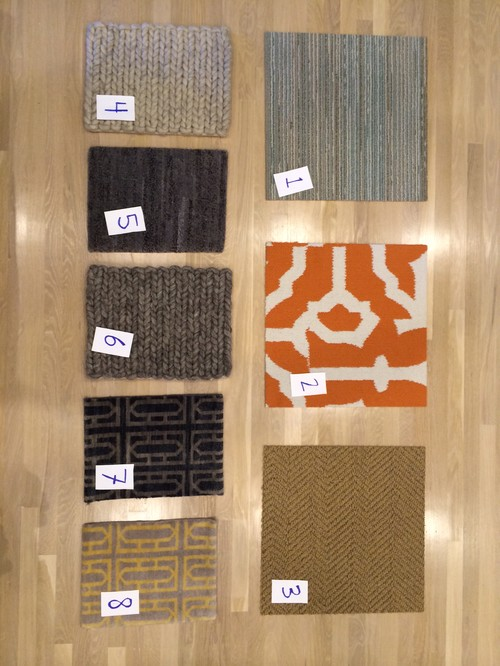 Gate Rug In Linen Http://goo.gl/aIdFpv   This Would Be For Living Room  (under A Dark Grey Couch) Or Bedroom (but The Pile Seems To Low)