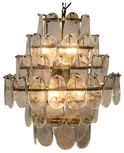 Mystic chandelier antique style brass traditional chandeliers by greatfurnituredeal - Popular chandelier styles ...