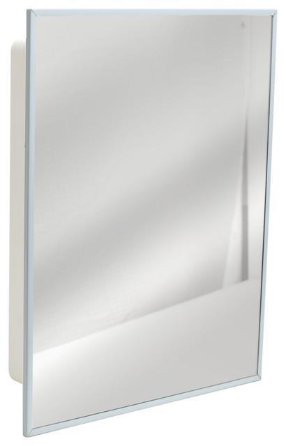 Zenith Products Swing Door Medicine Cabinet.
