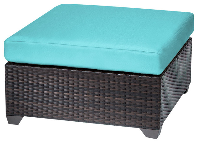 Belle Ottoman Tropical Footstools And Ottomans By