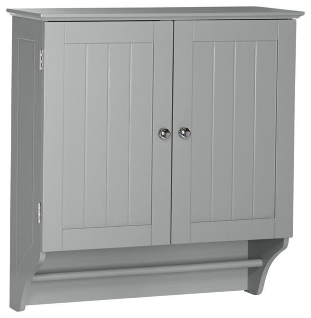 Riverridge Home Ashland Collection 2 Door Wall Cabinet