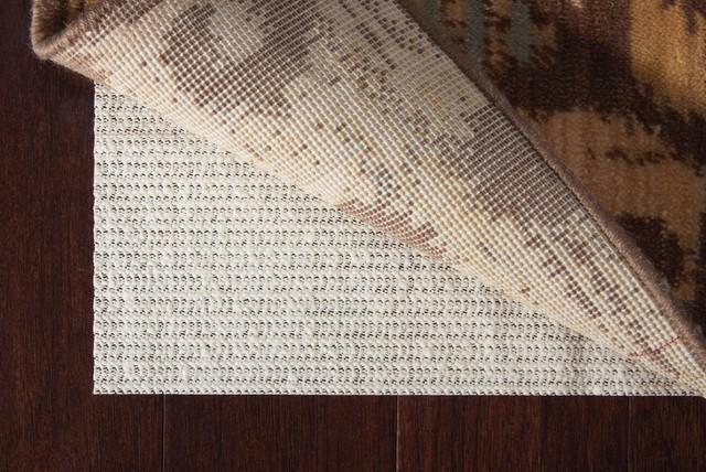 Shiftloc Rug Pad, Ivory, 7&x27;6x9&x27;8.