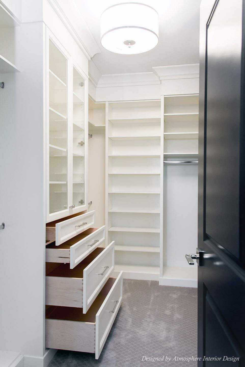 Mudrooms, Laundry & Closets