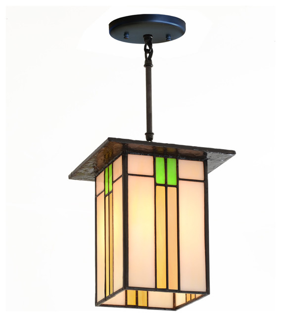 Prairie Mission Lantern 657 Craftsman Pendant Lighting By Mission Studio
