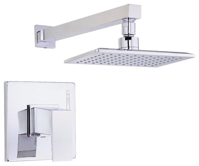 Merveilleux Danze D500562T Chrome Mid Town Shower Faucet Trim Kit Only, 2.5 Gpm