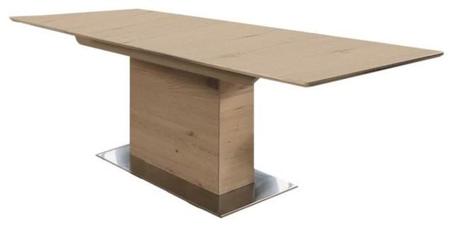 Bremen Oak Extendable Dining Table