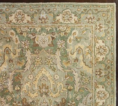 Thyme Persian Style Rug Traditional Rugs By Pottery Barn