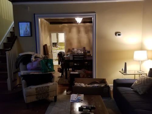 Tiny Rowhome Living Room Layout Ideas