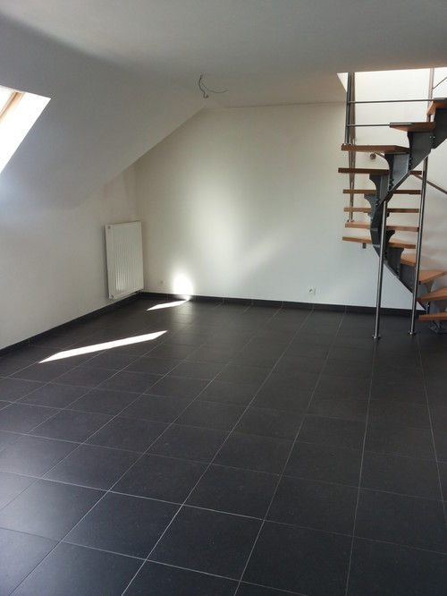 What Color On Walls For A Grey Tile Floor