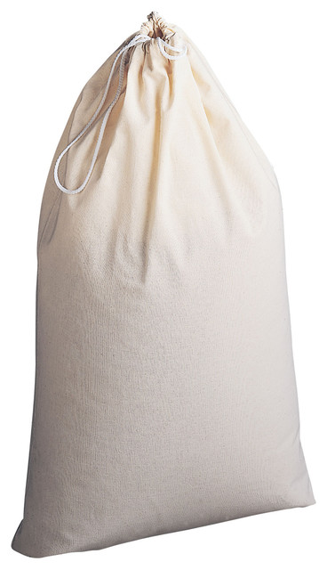Laundry Bag In Natural.