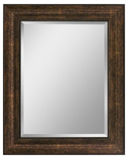 Julienne Beaded Mirror. -1