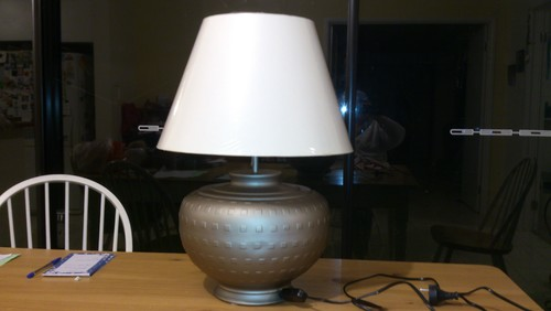 Size of lampshade too big too small just right mozeypictures Image collections