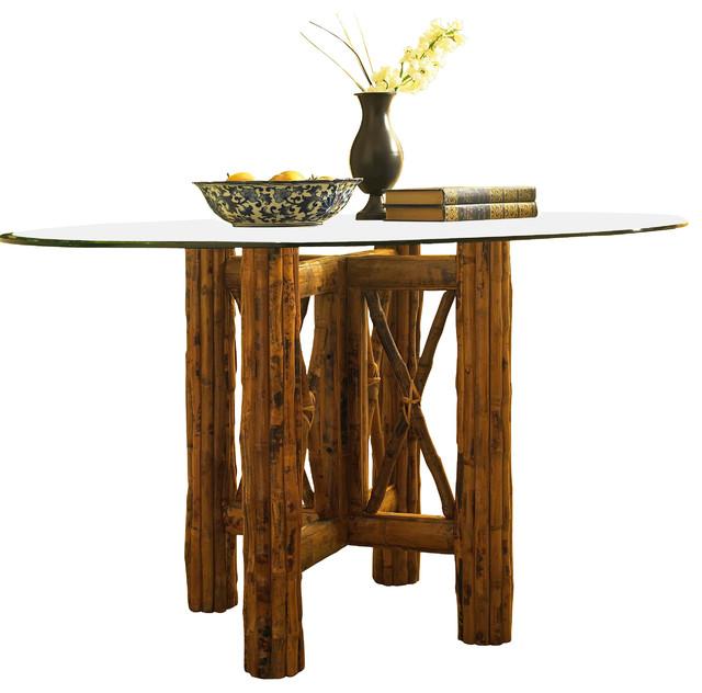 Rattan Table Base