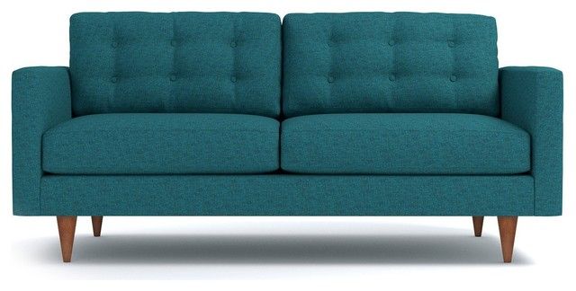 Logan Sofa, Chicago Blue