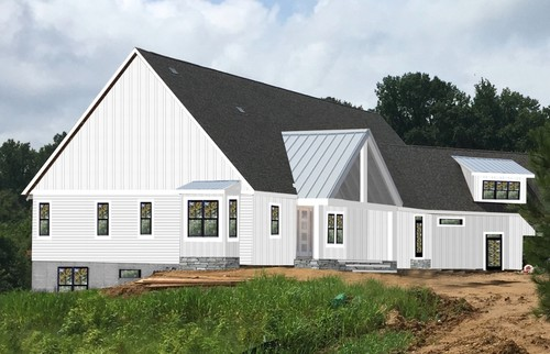 Which Color Standing Seam Metal Roof?