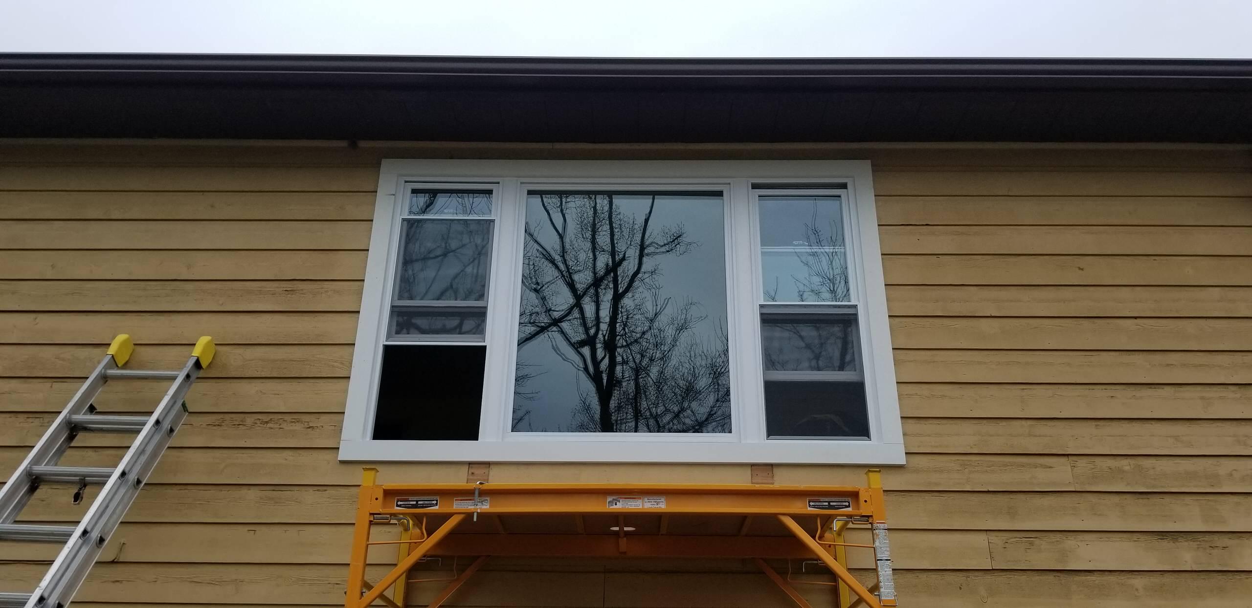 Vinyl Replacement Windows