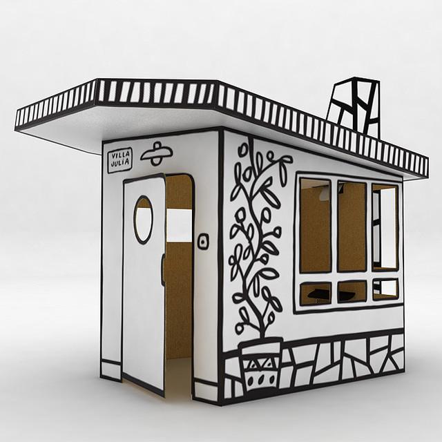 Villa Julia Playhouse by Magis