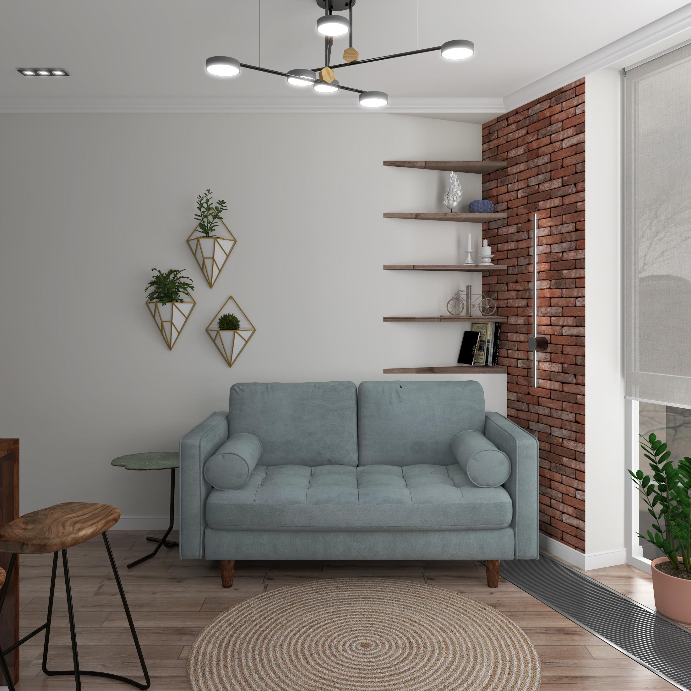 Проект квартиры в Коммунарке