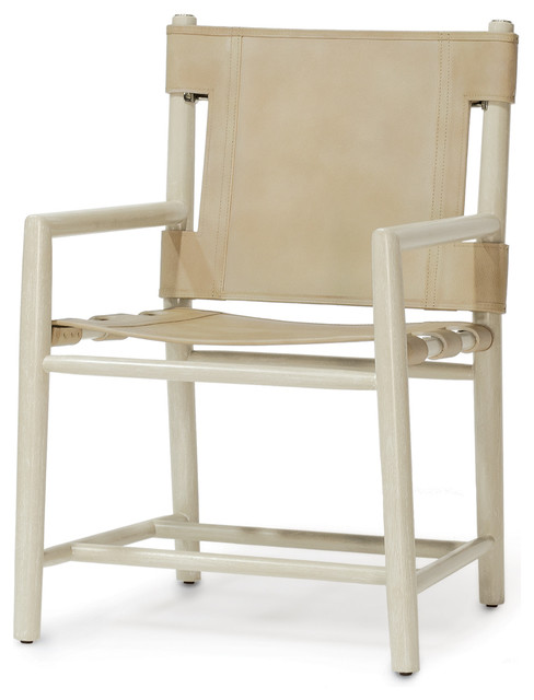 Palecek Whiskey Dining Chair Contemporary Dining Chairs By