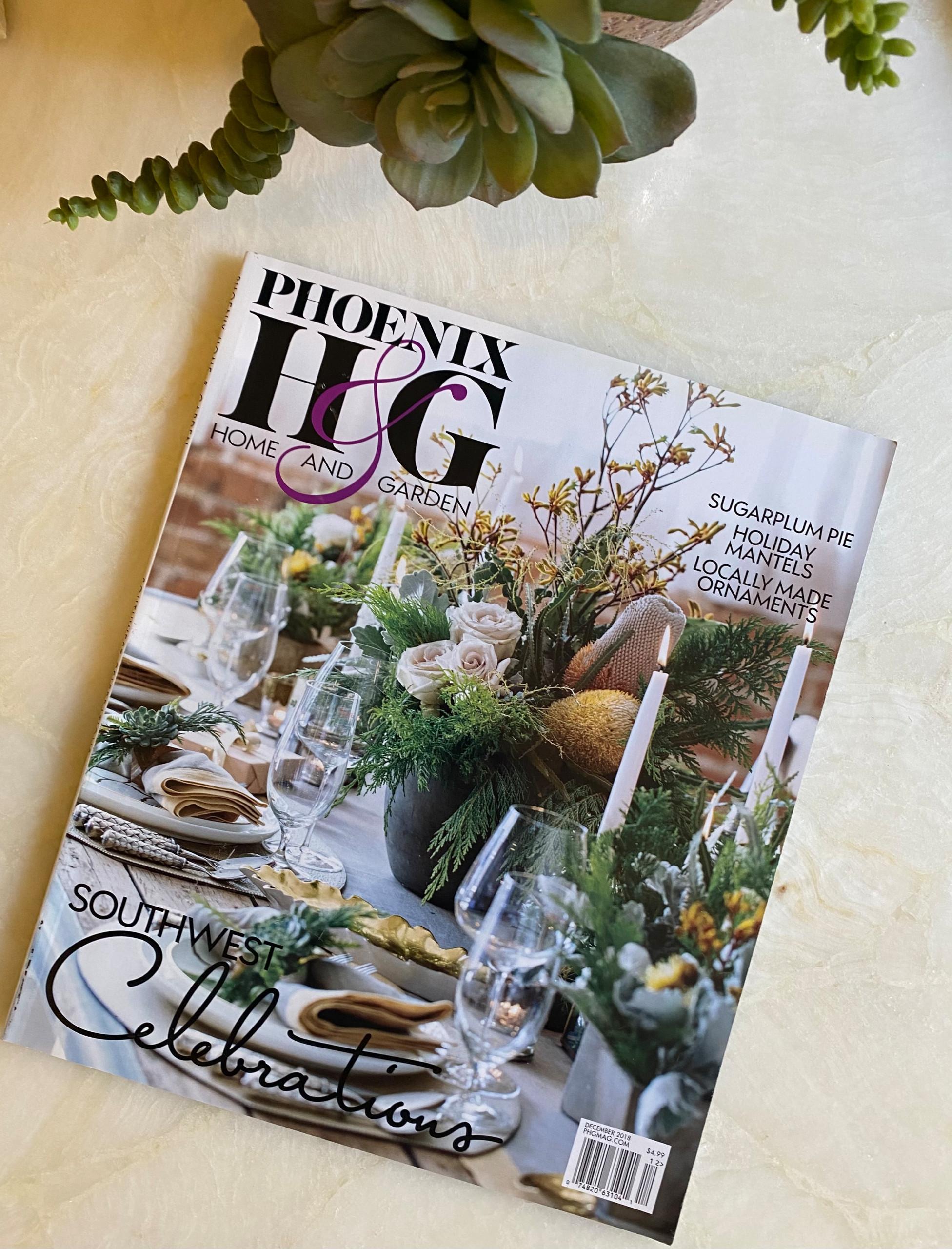 Phoenix Home and Garden Feature