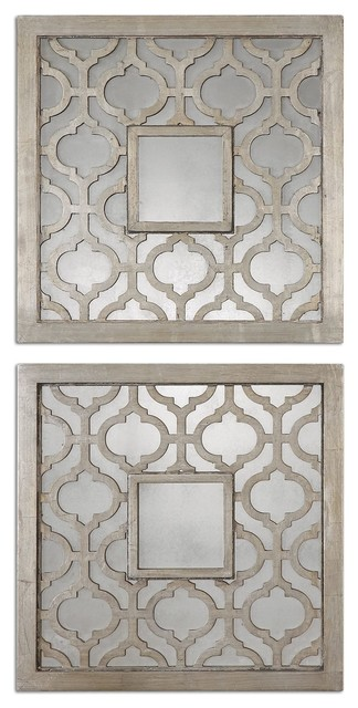 Uttermost Sorbolo Mirrors, Set Of 2. -1